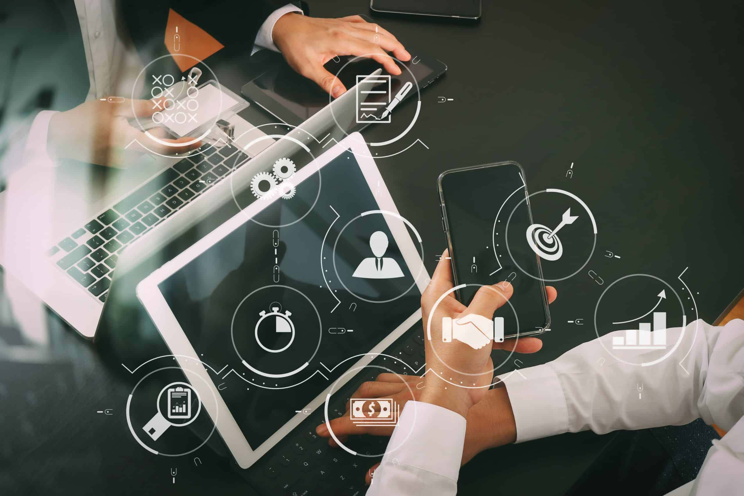 Driving HR Efficiencies With Technology